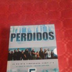 Cine: SERIE PERDIDOS / LOST. TEMPORADA 5.. Lote 49436856