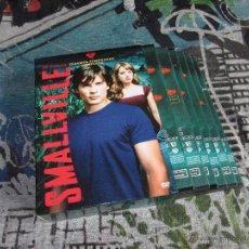 Cine: SMALLVILLE - CUARTA TEMPORADA COMPLETA - 22 EPISODIOS EN 6 DISCOS + EXTRAS - DVD. Lote 49498880