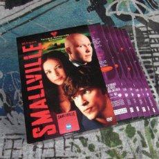 Cine: SMALLVILLE - TERCERA TEMPORADA COMPLETA - 22 EPISODIOS EN 6 DISCOS + EXTRAS - DVD. Lote 49498912