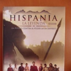 Series de TV: HISPANIA. LA LEYENDA. UN PUEBLO CONTRA EL PODER DE UN IMPERIO. TEMPORADA 1. ESTUCHE CON 4 DVD'S DE L. Lote 49858300