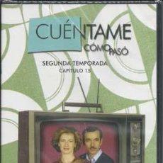 Series de TV: CUÉNTAME CÓMO PASÓ SEGUNDA TEMPORADA, CAPITULO 15. Lote 49895146