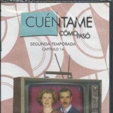 Series de TV: CUÉNTAME CÓMO PASÓ SEGUNDA TEMPORADA, Nº 110 - CAPITULO 16. Lote 49895596