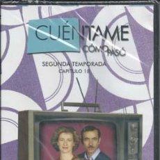 Series de TV: CUÉNTAME CÓMO PASÓ SEGUNDA TEMPORADA, DVD Nº 112 - CAPITULO 18. Lote 49895920