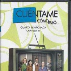 Series de TV: CUENTAME CÓMO PASÓ CUARTA TEMPORADA, Nº1 -CAPITULO 41. Lote 49899137