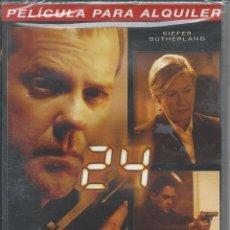 Series de TV: 24. QUINTA TEMPORADA. VOLUMEN 11. EPISODIOS 21-22. NUEVO PRECINTADO. Lote 50162929