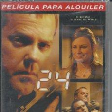 Series de TV: 24. QUINTA TEMPORADA. VOLUMEN 12. EPISODIOS 23-24. NUEVO PRECINTADO. Lote 50162949