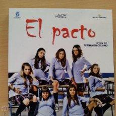 Series de TV: EL PACTO (MINISERIE) DVD. Lote 50472795