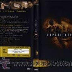 Series de TV: EXPEDIENTE X SEGUNDA TEMPORADA 7 DVD. Lote 55935303