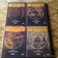 Cine: HOLOCAUSTO EN DVD.. Lote 121729356
