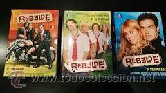 Rbd - rebelde serie completa 3 temporadas 1+2+3 - Sold