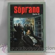 Series de TV: LOS SOPRANO SERIE 6 HBO 4 DVD. Lote 50953929