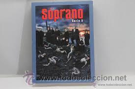 LOS SOPRANO SERIE 5 HBO 4 DVD (Series TV en DVD)