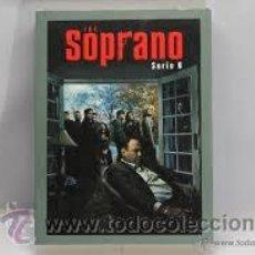 Series de TV: LOS SOPRANO SERIE 4 COMPLETA HBO 4 DVD. Lote 50954000