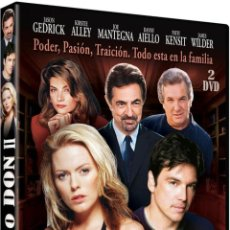 Cine: EL ULTIMO DON II (THE LAST DON). Lote 128308736