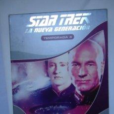 Series de TV: PELÍCULA DVD. SERIE STAR TREK LA NUEVA GENERACIÓN.TEMPORADA 4 COMPLETA- 7DISCOS,26 EPISODIOS. Lote 51244558