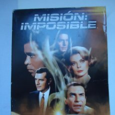 Cine: PELÍCULA DVD. SERIE MISIÓN IMPOSIBLE, 1ª TEMPORADA, DISCOS 1 Y 2. CON 8 CAPÍTULOS... Lote 83966883