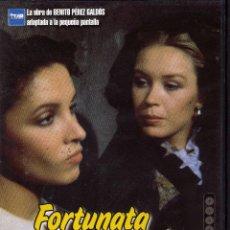 Series de TV: FORTUNATA Y JACINTA TVE CAPITULOS 1 Y 2 DIRIGIDA POR MARIO CAMUS. Lote 51470396