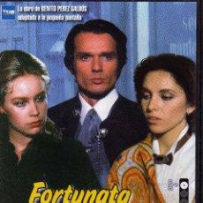 Series de TV: FORTUNATA Y JACINTA TVE CAPITULOS 9 Y 10 DIRIGIDA POR MARIO CAMUS. Lote 72037053