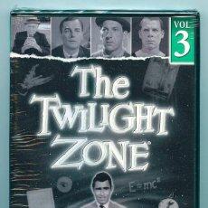 Series de TV: THE TWILIGHT ZONE (LA DIMENSIÓN DESCONOCIDA) - VOL. 3 - 1959 - ROD SERLING - DVD NUEVO - Z2 - PAL. Lote 51707303