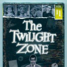 Series de TV: THE TWILIGHT ZONE (LA DIMENSIÓN DESCONOCIDA) - VOL. 11 - 1959 - ROD SERLING - DVD NUEVO - Z2 - PAL. Lote 52062738