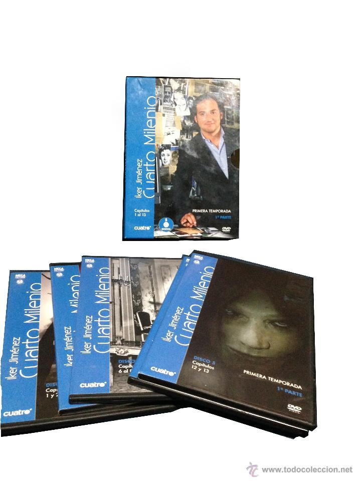 Cuarto milenio ·· dvd·· primera temporara ·· en - Verkauft durch ...