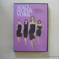 Series de TV: SEXO EN NUEVA YORK (1 TEMPORADA ). Lote 52475197