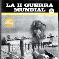 Series de TV: . DVD COLECCION LA II GUERRA MUNDIAL Nº5. Lote 52492591