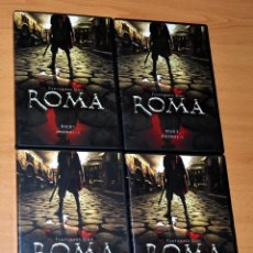 Series de TV: ROMA - PRIMERA TEMPORADA COMPLETA - 4 DVD - 12 CAPÍTULOS - AÑO 2006. Lote 52560513