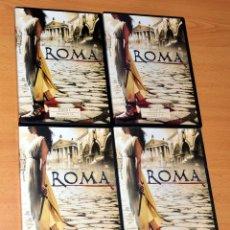 Series de TV: ROMA - SEGUNDA TEMPORADA COMPLETA - 4 DVD - 10 CAPÍTULOS - AÑO 2007. Lote 52560533