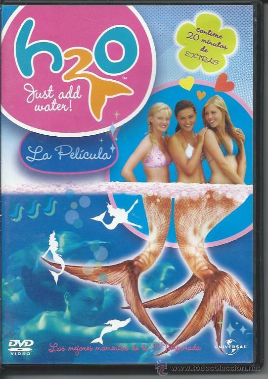 H2O (SERIE DE TV) - DVD SEGUNDA MANO BUENO (Series TV en DVD)