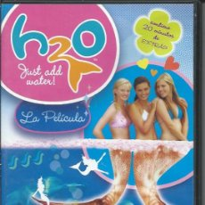 Series de TV: H2O (SERIE DE TV) - DVD SEGUNDA MANO BUENO. Lote 91791810
