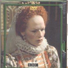 Series de TV: ELIZABETH R. DVD (GLENDA JACKSON -3 DVD - BBC) UN REINADO CONVULSO...UNA SERIE GENIAL. DESCAT.(LEER). Lote 209808051