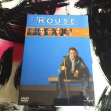 Cine: HOUSE .M.D. - TEMPORADA 1 - 6 DVD PACK - UNIVERSAL. Lote 52976917