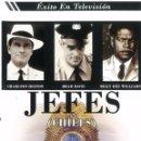 Series de TV: JEFES (CHIEFS) - LA SERIE COMPLETA 4 DVD DESCATALOGADA. Lote 152566296