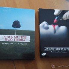 Series de TV: SERIE TV HBO - A DOS METROS BAJO TIERRA PRIMERA Y SEGUNDA TEMPORADA (ALAN BALL, TRUE BLOOD). Lote 53283545