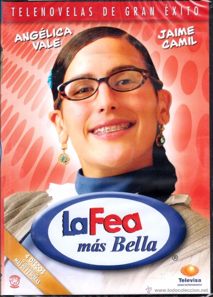 LA FEA MAS BELLA TELENOVELA NUEVO DVD ANGELICA VALE/ JAIME CAMIL (Series TV en DVD)
