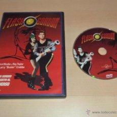 Series de TV: FLASH GORDON CONQUISTA EL UNIVERSO, EN DVD. Lote 53805346