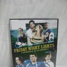 Series de TV: LOTE BOX (4 DVD) ** FRIDAY NIGHT LIGHTS (LUCES VIERNES NOCHE) PARTE 2 ** PRECINTADO EN FRANCÉS. Lote 53843757