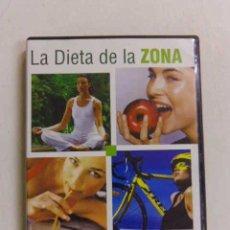 Séries de TV: DVD. LA DIETA DE LA ZONA. Lote 53911864