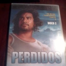 Series de TV: DVD. PERDIDOS. EPISODIOS 17 - 20. DISCO 2. PRIMERA TEMPORADA PARTE 2.-C9DVD. Lote 54423079