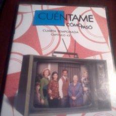 Series de TV: DVD. CUÉNTAME CÓMO PASÓ. CUARTA TEMPORADA. CAPÍTULO 42. B3DVD. Lote 54423100