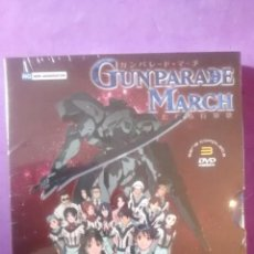 Series de TV: GUNPARADE MARCH SERIE COMPLETA. Lote 101606084