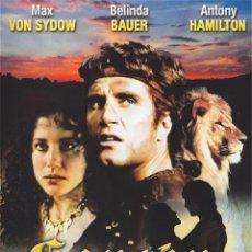 Cine: SANSON Y DALILAH (1984). Lote 128308456