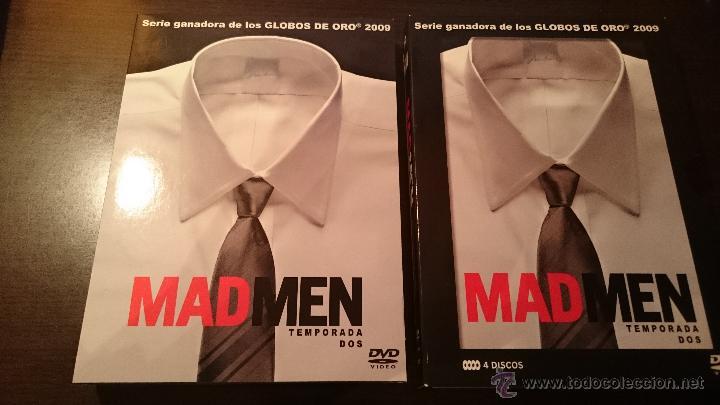 mad men temporada 2 completa edición especial c - Comprar Series de ...