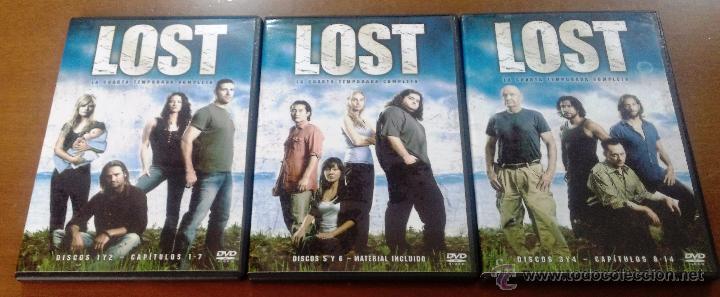 Serie perdidos-lost/cuarta temporada completa-6 - Sold through ...