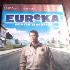 Series de TV: EUREKA. PRIMERA TEMPORADA 4 NUEVA PRECINTADA. B8DVD. Lote 54831930