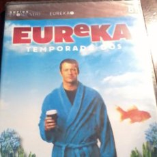 Series de TV: EUREKA. TEMPORADA DOS. VO. 8. NUEVA PRECINTADA. B8DVD. Lote 54831970