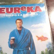 Series de TV: EUREKA. TEMPORADA DOS. VOL 6. NUEVA PRECINTADA. VOL 6. B8DVD. Lote 54831998