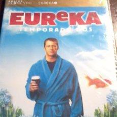 Series de TV: EUREKA. TEMPORADA DOS. VOL 7. NUEVA PRECINTADA. B8DVD. Lote 54832014