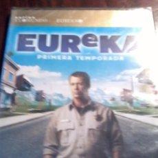 Series de TV: EUREKA. PRIMERA TEMPORADA. VOL. 3 NUEVA PRECINTADA. B8DVD. Lote 54832041